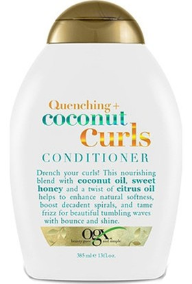 Organix Coconut Curls Conditioner Nemlendirici Hindistan Cevizli Bukle Kremi 385 ml