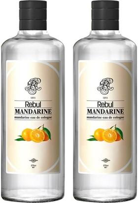 Rebul Mandarine Kolonya 270 ml 2'li
