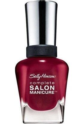 Sally Hansen Csm – Red Zin - 5'li Etkili Oje - Bordo--610 14,7 ml