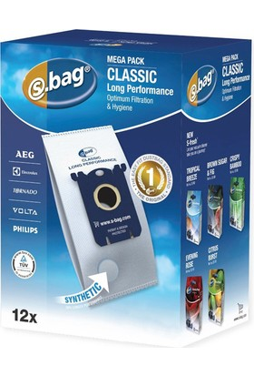 Philips & Elecrolux Orijinal S-bag 12li Mega Paket