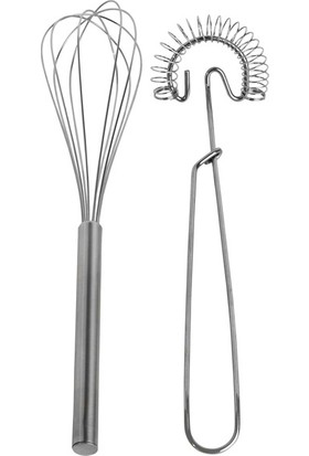 Ikea İkili Metal Çırpıcı Seti