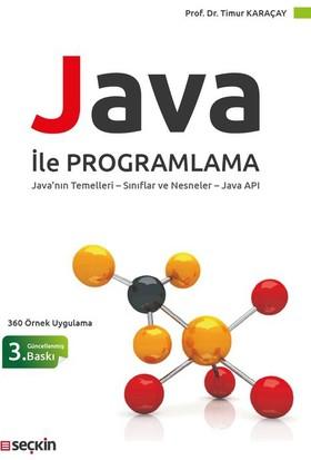 Java İle Programlama