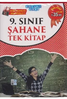 Akıllı Adam 9.Sınıf Şahane Tek Kitap(Soru Bankası Hediyeli)