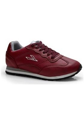 Lig 15-01-25 Spor Ayakkabı Bordo
