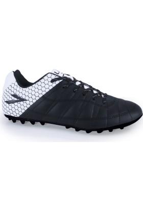 Lig Ilgaz Halı Saha Ayakkabısı Siyah-Beyaz