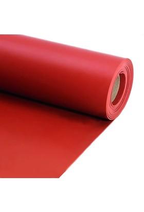 DEM Silikon Levha Kırmızı 1 Mm (En : 1000)