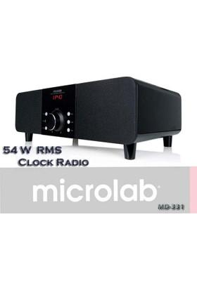 Microlab MD331 2+1 Ipod+FM Radyolu Multimedia Speaker