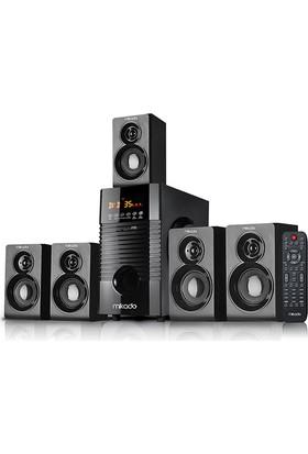 Mikado MD-856 5+1 Usb+SD+FM Destekli Multimedia Bluetooth Speaker