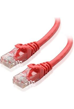 S-link SL-CAT6030RE 30cm Kırmızı Utp CAT6 Kablo