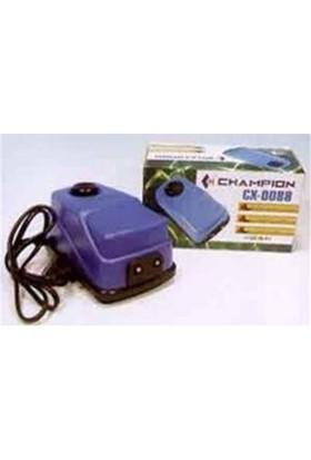 Champıon Cx-0088 Hava Motoru Çift Çıkışlı