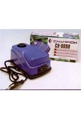 Champıon Cx-0098 Hava Motoru Çift Çıkışlı
