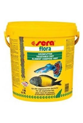 Sera Flora Bitkisel Pul Yem 500Gr