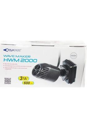 Resun Aqua Syncro Hwm 2000 Akvaryum Dalga Motoru 3 Watt - 600 L/Hr