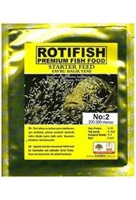 Rotifish Starter Feed Yavru Balık Yemi 10Gr