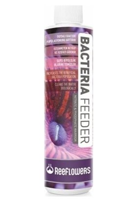 Reeflowers Bakteri Kültürü 500 Ml (Bacteria Feeder)