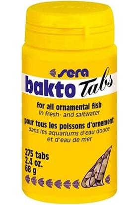 Sera Bakto Tabs 68 Gr 275 Tablet