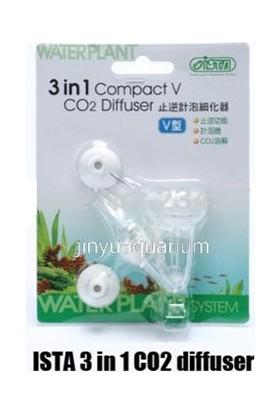 Ista 3İn1 Compact V Co2 Diffuserkarbondioksit Set