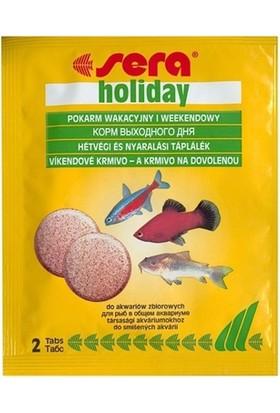 Sera Holiday Tatil Yemi 2 Tablet