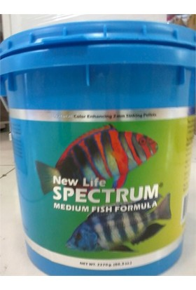 New Life Spectrum Medium Fish Formula 1000Gr