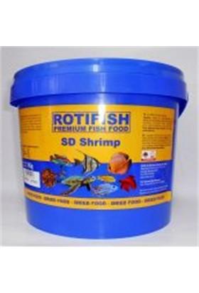 Rotifish Small Shrimps Kurutulmuş Karides 100 Gram