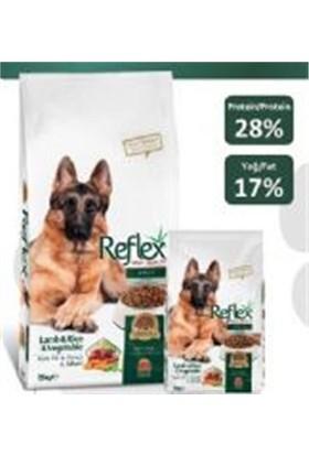 Reflex Lambricevegatable Köpek Maması 15Kg