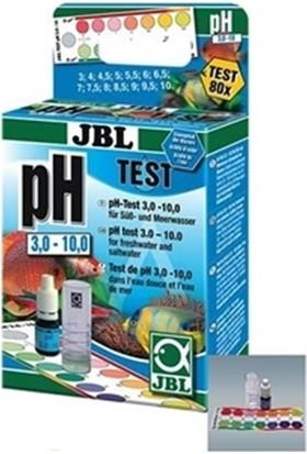 Jbl Ph Test 3.0 İle 10.0 Aralığı 80 Ölçüm
