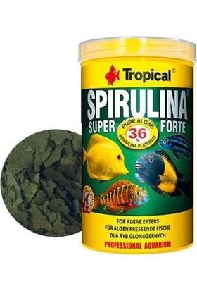 Tropical Super Spirulina Forte%36 Flake 250Ml 50Gr