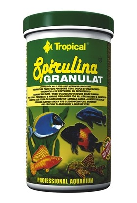 Tropical Spirulina Granulat 250Ml 150Gr
