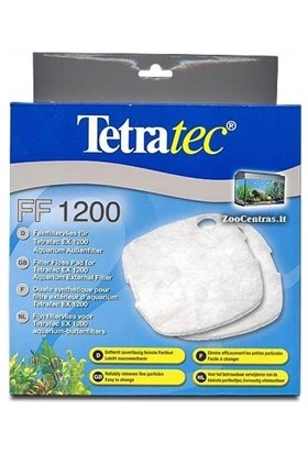 Tetratec Ex 1200 Yedek Elyaf