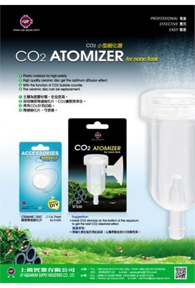 Up Aqua D-530 Co2 Atomizer