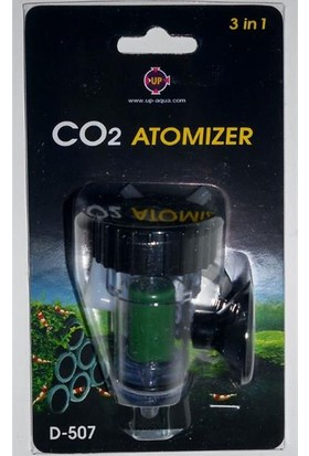 Up Aqua D-507 Co2 Atomizer 3İn1