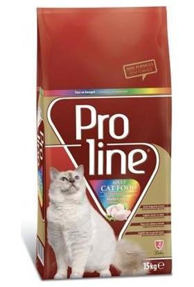 Proline Multi Color Yetişkin Kedi Maması 15Kg
