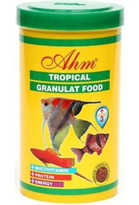 Ahm Marin Tropical Granulat Food 500Ml