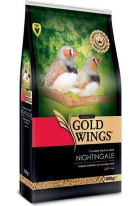 Gold Wings Premium Bülbül Yemi 1Kg 5'Li Paket