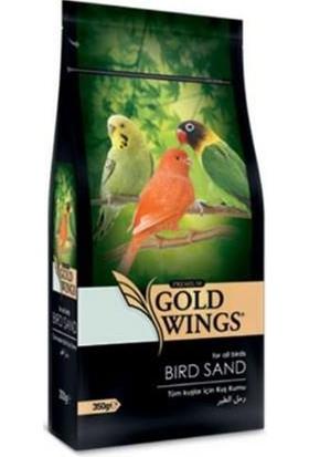 Gold Wings Premium Kuş Kumu 350Gr 6'Li Paket