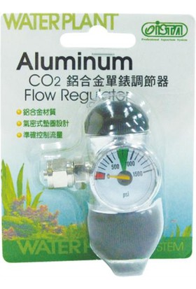 İsta Co2 Alüminyum Flow Regulator