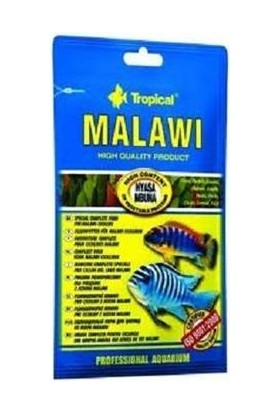 Tropical Malawi Flakes 12Gr Folyo
