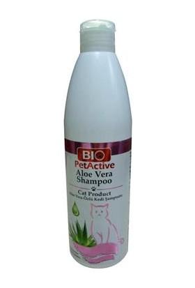 Bio Pet Active Aloe Vera Özlü Kedi Şampuanı 250Ml