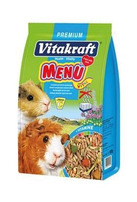 Vitakraft Premium Menü Guinea Pig Yemi 1000Gr 5 Adet