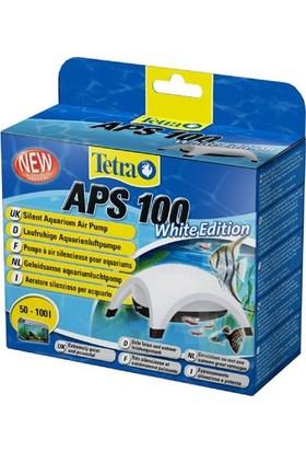 Tetra Aps 100 Beyaz Akvaryum Hava Motoru