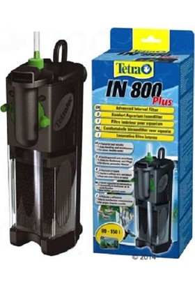 Tetra In 800 Plus Akvaryum İç Filtre