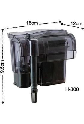 Dophin H300 Askılı Filtre Şelale Filtre 400 L/H