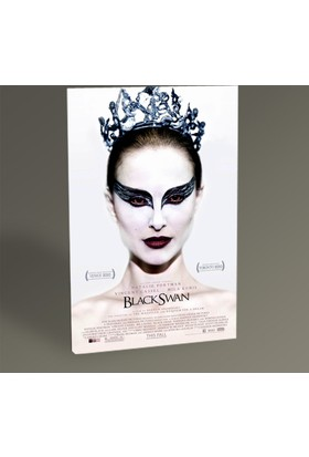 Tablo 360 Siyah Kuğu Film Afişi Tablo 60X40