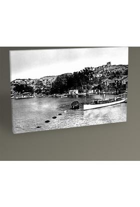 Tablo 360 Eski İstanbul Anadolukavağı 1936 Tablo 60X40