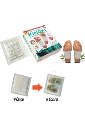 Helen's Kinoki Detox Toksin Atıcı Ayak Bandı 10 Adet