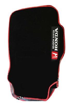 Mugen Power Honda Civic 2001-2005 Halı Paspas Siyah