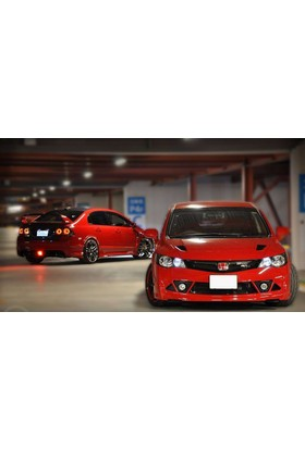 Taiwan Honda Civic Rr Body Kit