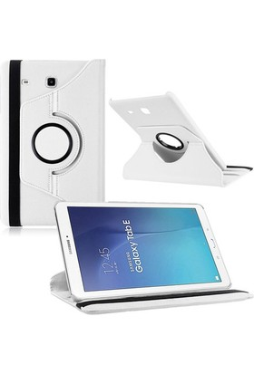 "Miray Samsung Galaxy Tab E Sm T560 9.6"" 360° Dönebilen Kılıf"