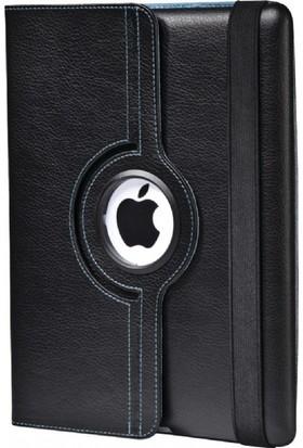 Miray iPad 2 /3 /4 360 Derece Döner Kılıf Siyah