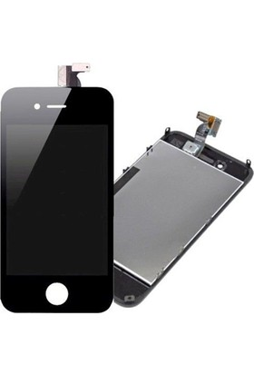 CepToys İphone 4 Lcd Ekran Dokunmatik Siyah